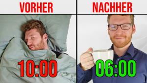 Früh aufstehen: Wie Du besser aus dem Bett kommst, ohne müde zu sein